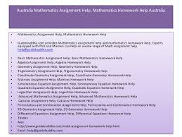 math homework help math assignment help brisbane   help guidebuddha com 4 mathematics assignment