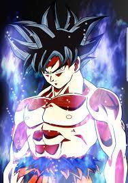 Goku Ultra Instinct Hd Wallpaper For Mobile