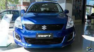 NEW 2017 Suzuki Swift - Exterior & Interior - YouTube