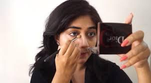 how to apply concealer for dark undereye circles makeup tutorial for indian skin tones makeup