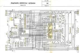 electrical system, wiring diagram de nederlandse fiat 130 website car electrical system wiring diagram electrical system fiat 130