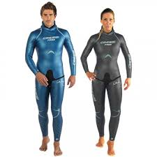 Cressi Shorty Wetsuit Size Chart Cressi Free Two Pieces Wetsuit 3 5mm