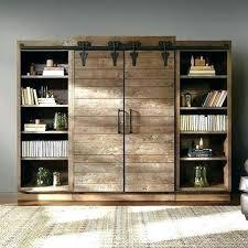 bookshelves with glass doors book bookcase with glass doors diy