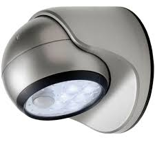 overhead porch light with motion sensor. review: fulcrum 20031-101 motion sensor led porch light, silver - youtube overhead light with o