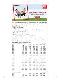 Health claim forms for policyholders. Health Insurance Brochure Hdfc Ergo Premiums Insurance Hospital