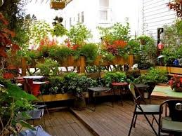 Balcony Garden Design Ideas Terrace Ideal Small Space With Modern