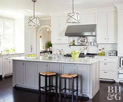 kitchen flooring with white cabinets. Delighful Flooring Kitchen With White Cabinets Dark Wood Floors And Grey Painted Island For Kitchen Flooring With White Cabinets