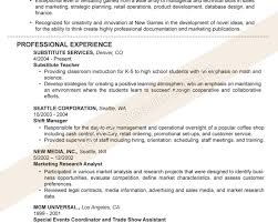 Good Resume Title Good Resume Names Examples Beautiful Adorable Good Example Resume 17