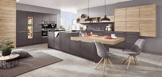 Build In Cabinet Design Wood Grain Modern Kitchen Cabinet Design Sino Build Pro