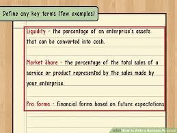 it business proposal how to write a business proposal with pictures wikihow