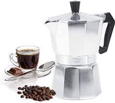 With so many different styles, models, and features, choosing the best coffee maker can be difficult! Amazon Com Stovetop Espresso Maker Moka Pot Italian Espresso Greca Coffee Maker 2 Cup 100ml Aluminum Stove Top Coffee Home Office Use Gift For Friends For Italian Espresso Cappuccino Latte Silver Kitchen