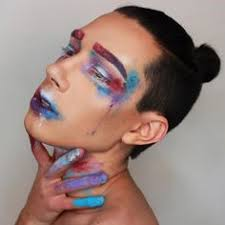 i really hope that as the first male cover that i am able to inspire others and give other people confidence to try out makeup