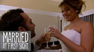Married At First Sight: The Couples Spend Their First Night Alone Together  (S4, E3) | MAFS   YouTube