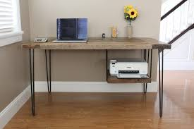 View in gallery Reclaimed Oak Desk