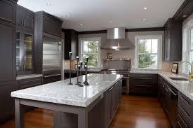 lg viatera quartz countertop everest contemporary kitchen