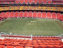 Fedex Stadium Chart Fedex Field Section 454 Seat Views Seatgeek