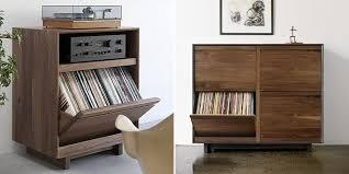 vinyl record furniture. inspiring vinyl record storage furniture 88 on modern decoration design with
