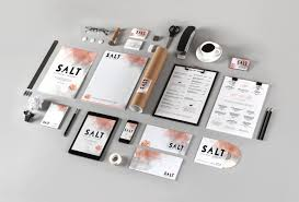 Salt Corporate Design Salt Brand Development Chandelene Steyn