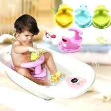infant bath tub ring toddler bath tub ring seat photo 2 of 7 4 colors baby infant bath tub ring