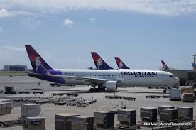 Flying Hawaiian Airlines From Seattle To Hawaii