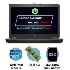 Laptop cũ Dell Latitude E6440 Core i5-4300M – Bách Khoa Store