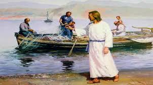 Liturgia: Jesús siempre pasa y llama