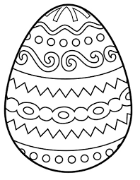 Small Picture religious easter egg coloring pages coloring christian and kid on