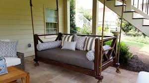 Diy Porch Swing Outdoor Beds Perfect For Summer Naps Picture With Captivating Diy