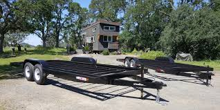 Small Picture Tiny House Trailers Order A Custom Trailer Tiny House Basics