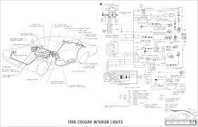 1967 cougar turn signal wiring diagram ford mercury gardendomain club 1964 Mustang Alternator Wiring Diagrams 1967 ford mustang alternator wiring diagram cougar manual electrical schematic free download