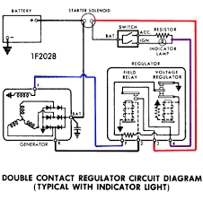 external voltage regulator wiring diagram for a generator wiring diagram for a generator 2011 04 17 120155 63 vette regulator wiring