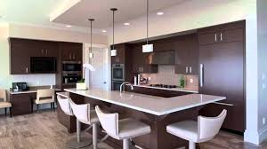 Brown Kitchen Cabinets Cupboard Paint Colours Painting Brown