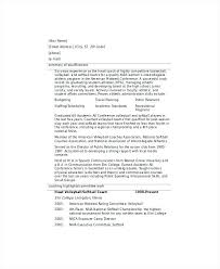 Wrestling Coach Resume College Football Coach Sample Resume Familycourt Us