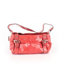 New York And Company Size Chart Details About New York Company Women Red Shoulder Bag One Size