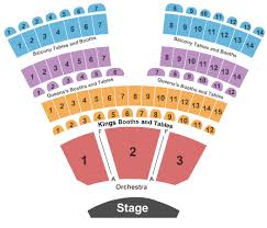 Piff The Magic Dragon Seating Chart The Showroom At Turning Stone Resort Seating Chart Verona