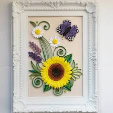 Quilling Home Decor Beautiful Wall Art Home Decor Wall Decoration Wall