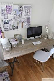 office desk at ikea. Not Bad For A Rustic Ikea Desk. Of Course You Still Need To Make The Office Desk At