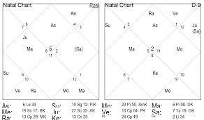 Expert Full Vedic Horoscope Chart And Predictions 2019