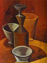 pablo picasso decanter and tureens 1908