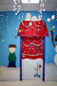 christmas decorations ideas for office. Christmas Door Decorating Ideas Office School Tree Holiday Decorations Reindeer Contest For E