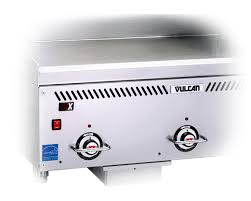 commercial griddles gas or electric
