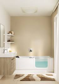 twin line 2 bathtub with bathtub door