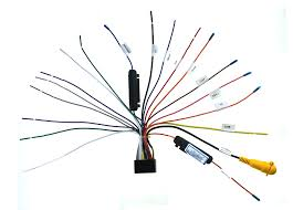 joying� universal iso double din car radio wire wiring harness stereo wiring harness color codes at Universal Radio Wiring Harness