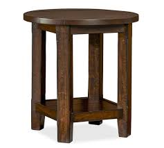 benchwright round end table benchwright round end table