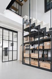 stairs furniture. staircase shelving to maximise space at home stairs furniture o