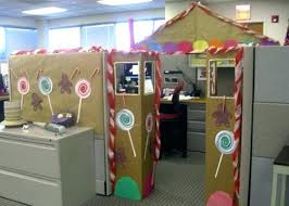 decorating office for christmas. Cube Decorating Ideas Image Of Cubicle Contest Office Christmas Decoration  Themes For Competition Dec