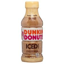 Try our freshly crafted beverages, sandwiches, and snacks served in a variety of delicious flavors. Dunkin Donuts French Vanilla Iced Coffee 13 7oz Delivered In Minutes