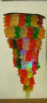 42 most exemplary gummy bear chandelier home design ideas star diy crystal glass battery operated