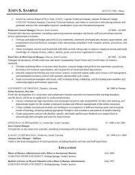 Recruiter Resume