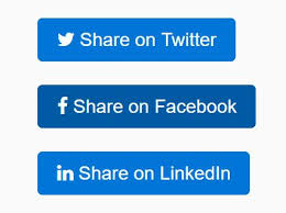 official facebook share button. Unique Button JQuery Plugin To Generate Custom Social Share Links Throughout Official Facebook Button O